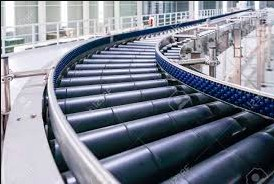 Chain, belt and roller conveyors customised for your needs
